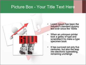 3d confused business man PowerPoint Templates - Slide 20