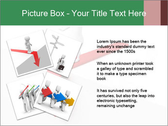 3d confused business man PowerPoint Templates - Slide 23