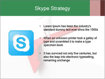3d confused business man PowerPoint Templates - Slide 8