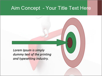 3d confused business man PowerPoint Templates - Slide 83