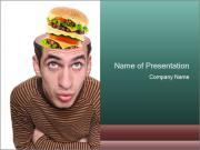 Food For Thought PowerPoint Templates