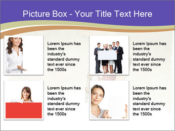 Businessman demonstration PowerPoint Template - Slide 14