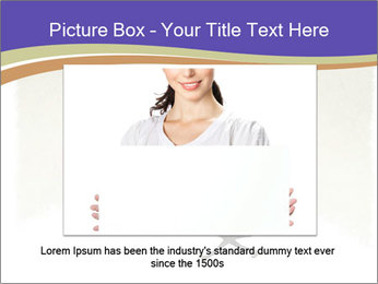 Businessman demonstration PowerPoint Template - Slide 15