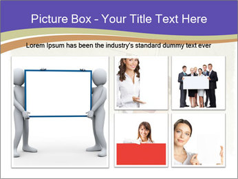 Businessman demonstration PowerPoint Template - Slide 19