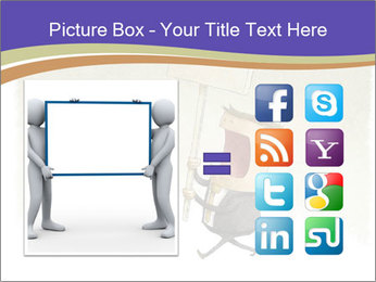 Businessman demonstration PowerPoint Template - Slide 21