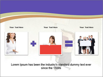 Businessman demonstration PowerPoint Template - Slide 22