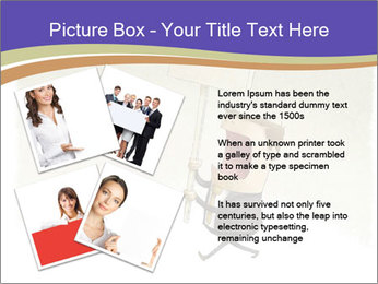 Businessman demonstration PowerPoint Template - Slide 23