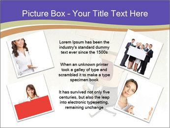 Businessman demonstration PowerPoint Template - Slide 24