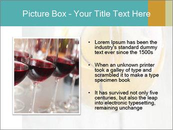 White wine PowerPoint Template - Slide 13