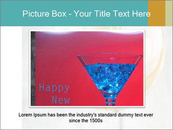 White wine PowerPoint Template - Slide 16