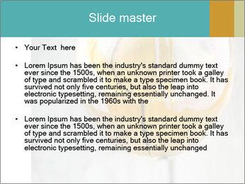 White wine PowerPoint Template - Slide 2