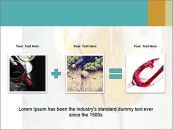 White wine PowerPoint Template - Slide 22