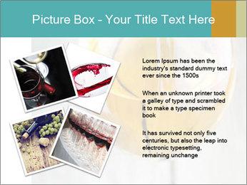White wine PowerPoint Template - Slide 23