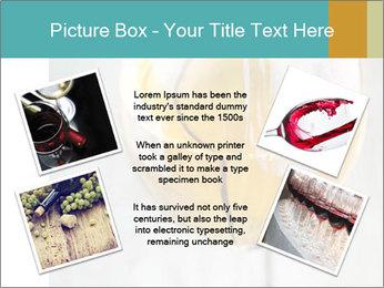 White wine PowerPoint Template - Slide 24