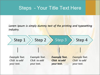 White wine PowerPoint Template - Slide 4
