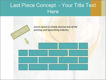 White wine PowerPoint Template - Slide 46