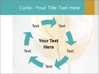 White wine PowerPoint Template - Slide 62