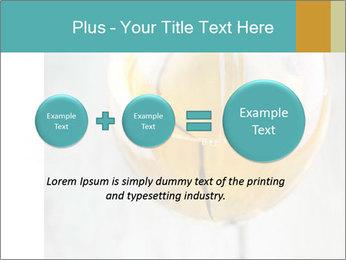 White wine PowerPoint Template - Slide 75