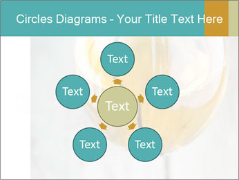 White wine PowerPoint Template - Slide 78