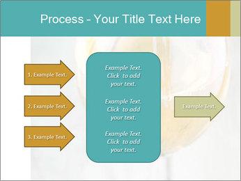 White wine PowerPoint Template - Slide 85