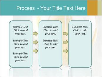 White wine PowerPoint Template - Slide 86