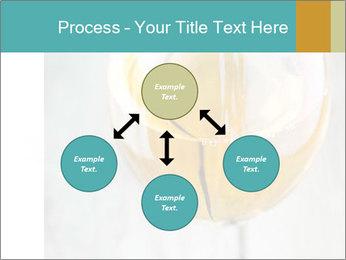 White wine PowerPoint Template - Slide 91