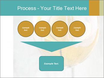 White wine PowerPoint Template - Slide 93