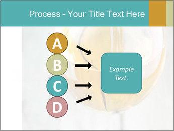 White wine PowerPoint Template - Slide 94