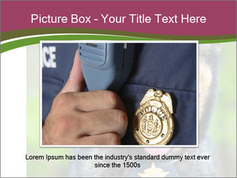 Police dog PowerPoint Templates - Slide 16