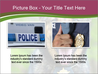 Police dog PowerPoint Templates - Slide 18