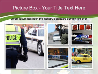 Police dog PowerPoint Templates - Slide 19