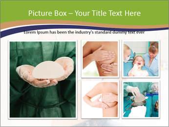 Beautiful smile woman PowerPoint Template - Slide 19