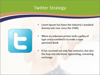 0000087691 PowerPoint Template - Slide 9