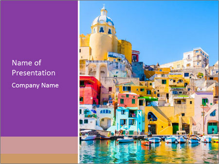Procida PowerPoint Template