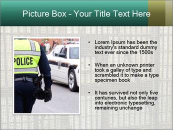 Prison PowerPoint Templates - Slide 13
