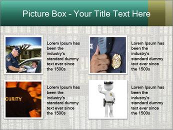 Prison PowerPoint Templates - Slide 14