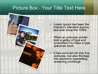 Prison PowerPoint Template - Slide 17