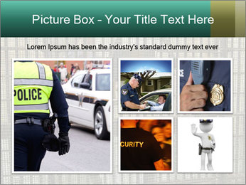 Prison PowerPoint Templates - Slide 19