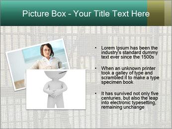 Prison PowerPoint Template - Slide 20