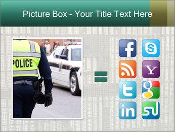 Prison PowerPoint Template - Slide 21