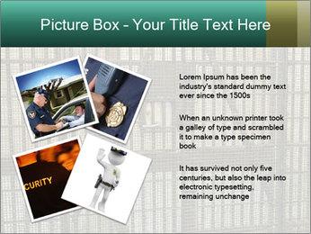Prison PowerPoint Template - Slide 23