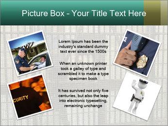 Prison PowerPoint Template - Slide 24