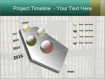 Prison PowerPoint Template - Slide 26
