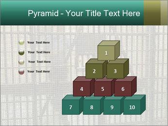 Prison PowerPoint Template - Slide 31