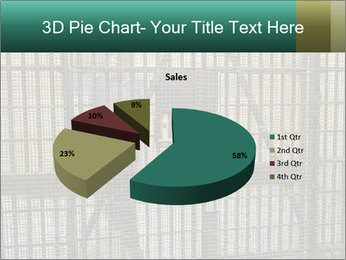 Prison PowerPoint Templates - Slide 35
