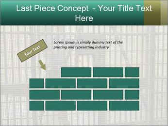 Prison PowerPoint Template - Slide 46