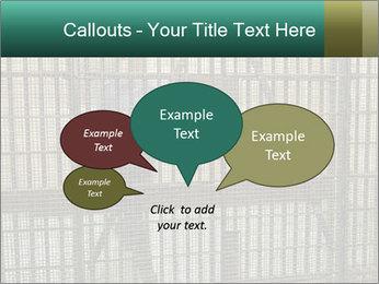 Prison PowerPoint Template - Slide 73