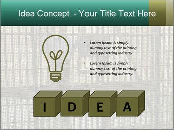 Prison PowerPoint Template - Slide 80