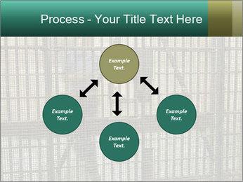 Prison PowerPoint Template - Slide 91