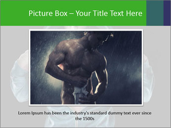 Fitness Model PowerPoint Template - Slide 16
